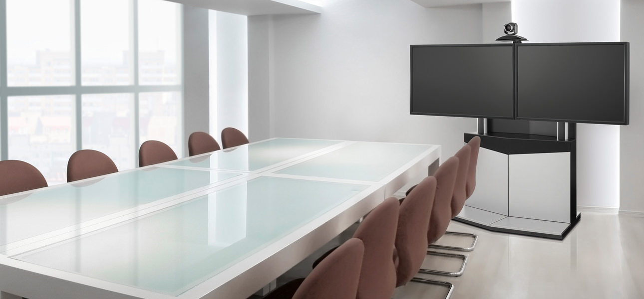 Vogel's introduce new Video Conferencing Furniture