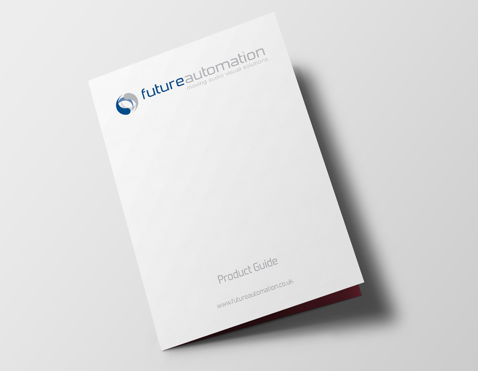 Download the Future Automation Product Catalogue