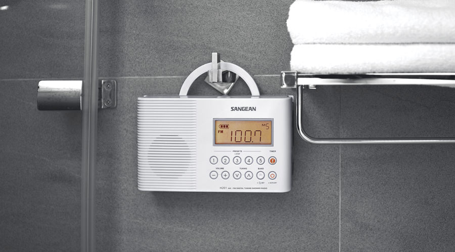 Sangean H201 shower radio