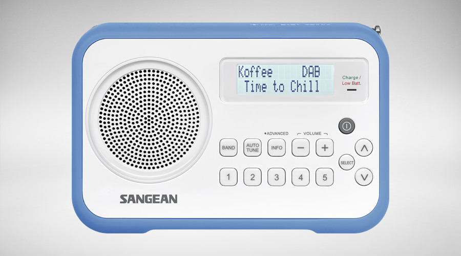 Sangean DPR-67 digital radio