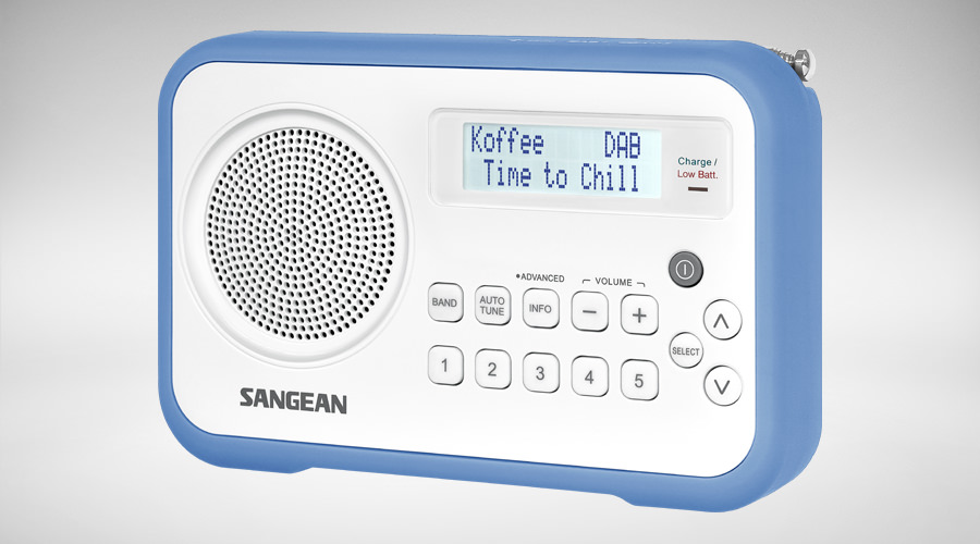 Sangean Digital Radio DPR-67