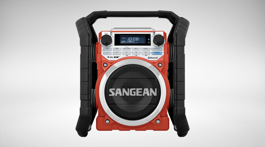 Sangean U4-DBT digital radio